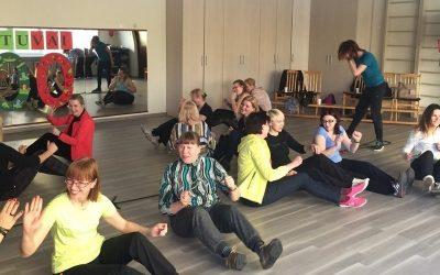 """Seminaras """"Motyvuojantis kūno kultūros užsiėmimas ikimokyklinio ugdymo įstaigoje. Patarimai pedagogui praktikui"""""""