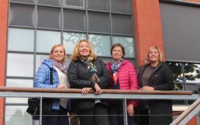 """""""Erasmus+"""" – darbo stebėjimo vizitas Danijoje"""