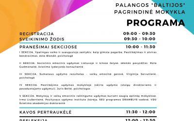 Kvietimas į konferenciją