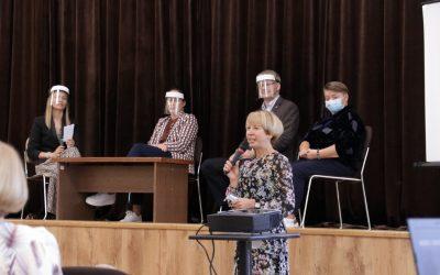 V-oji Palangos miesto pedagogų konferencija