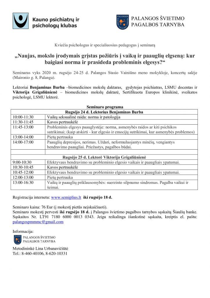 Seminaras-psichologų